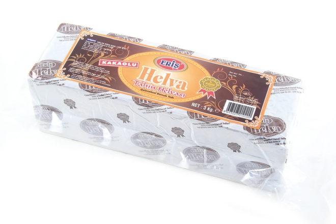 Халва кунжутная с какао 3 кг
